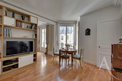 Appartement  Familial Haussmanien